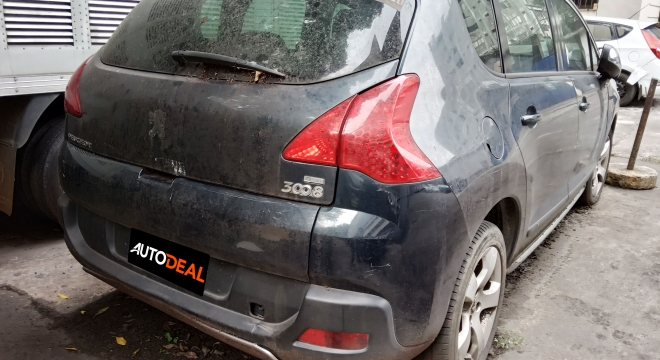 2014 Peugeot 3008 1.6L AT Diesel