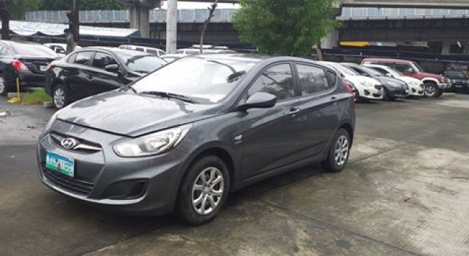 2014 Hyundai Accent Sedan 1.6L MT Diesel