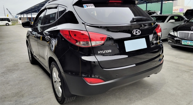 2012 Hyundai Tucson 2.0L AT Gasoline