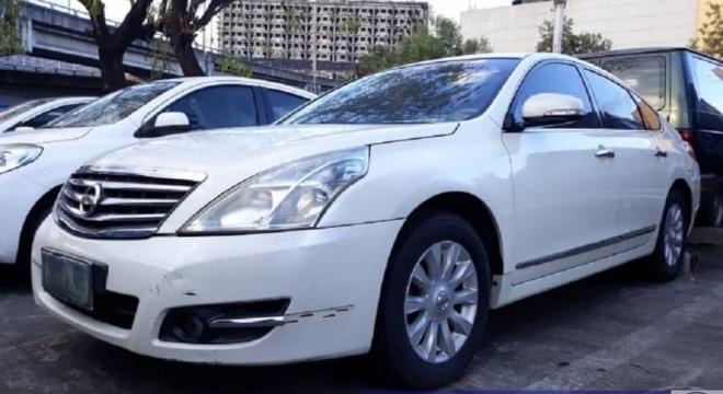 2014 Nissan Teana 2.5L AT Gasoline