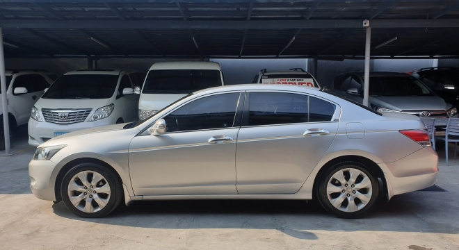 2008 Honda Accord 2.4 VTi-L AT