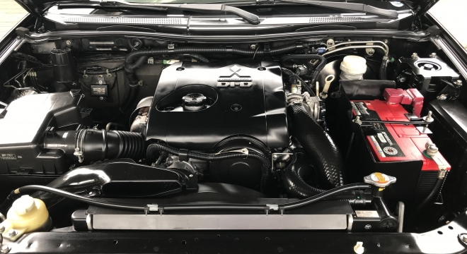 2015 Mitsubishi Montero Sport 2.5L AT Diesel