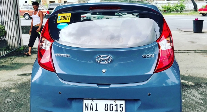 2018 Hyundai Eon 0.8 GLX NAVI MT