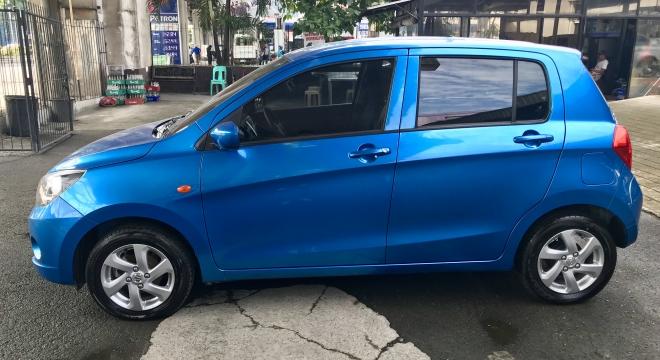 2017 Suzuki Celerio MT