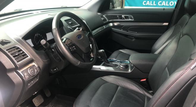 2017 Ford Explorer EcoBoost AT (4X4)