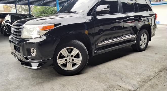2015 Toyota Land Cruiser 4.5L AT Diesel