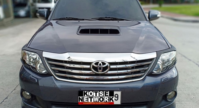2014 Toyota Fortuner 3.0L AT Diesel