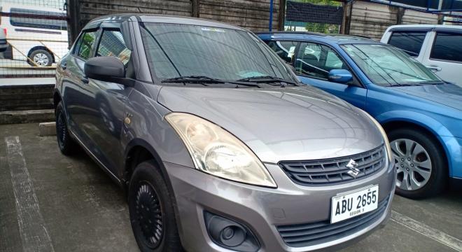 2014 Suzuki Dzire 1.2L MT Gasoline