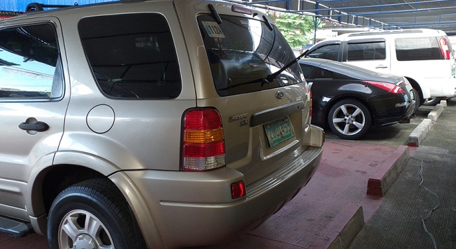 2005 Ford Escape 2.3L AT Gasoline