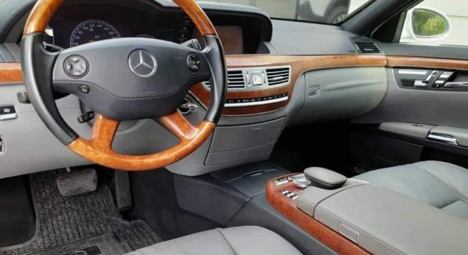 2009 Mercedes-Benz S-Class S 350
