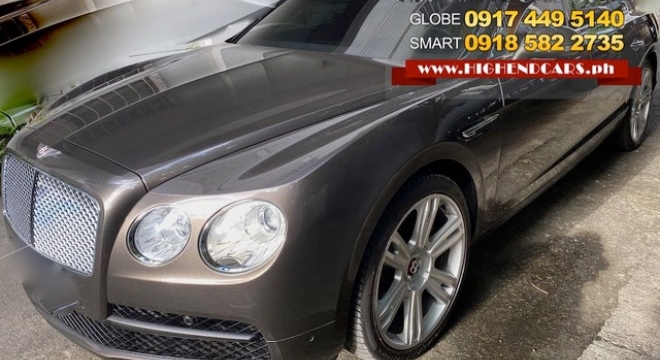 2015 Bentley Flying Spur AT