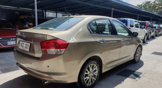 2010 Honda City 1.5 E AT
