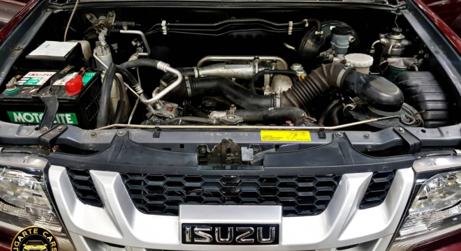 2017 Isuzu Crosswind XUV AT Diesel