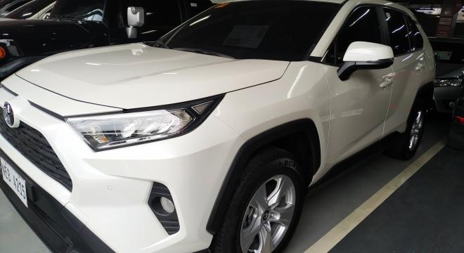 2019 Toyota Rav 4 2.4L AT Gasoline