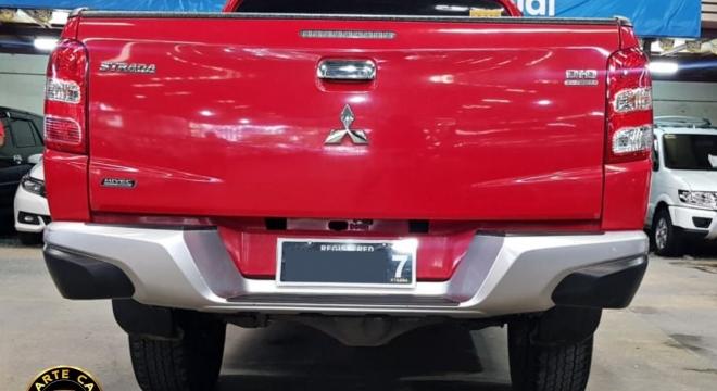 2018 Mitsubishi Strada GLS MT