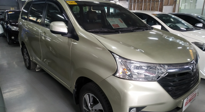 2017 Toyota Avanza 1.5 G AT