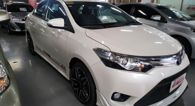2018 Toyota Vios 1.5 TRD AT