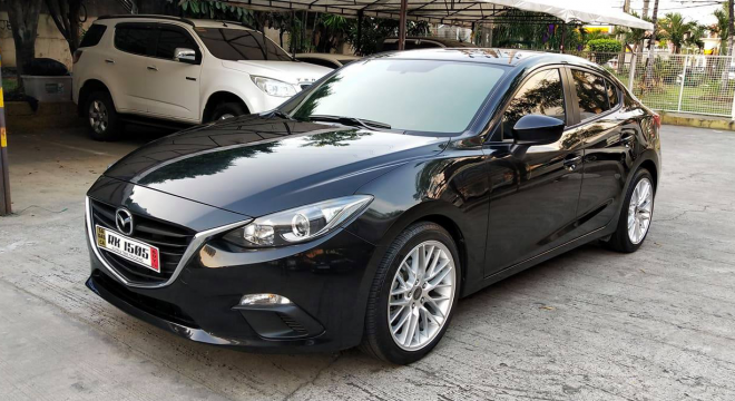 2016 Mazda 3 Sedan 2.0L AT Gasoline