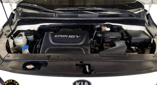 2017 Kia Grand Carnival CRDI Diesel Automatic