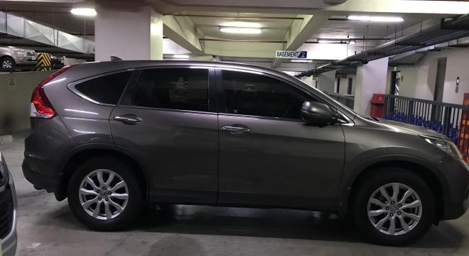 2013 Honda CR-V 2.0L AT Gasoline