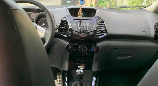 2017 Ford EcoSport 1.5L MT Gasoline