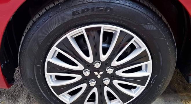 2015 Mitsubishi Mirage GLX AT Gasoline