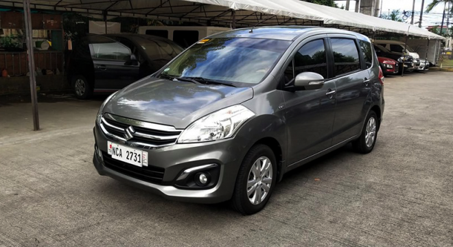 2018 Suzuki Ertiga 1.4L AT Gasoline