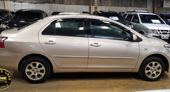 2010 Toyota Vios 1.3 E AT