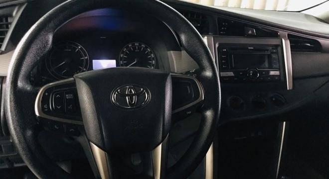 2017 Toyota Innova 2.8L MT Diesel