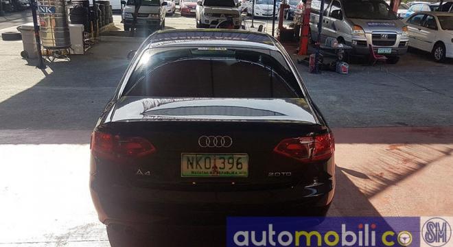 2009 Audi A4 2.8L AT Diesel