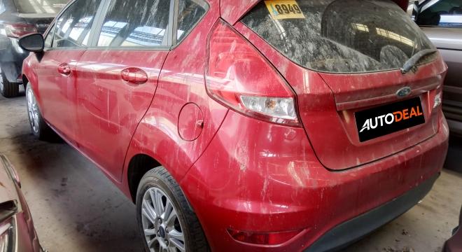 2018 Ford Fiesta Hatchback MID MT