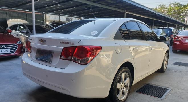 2012 Chevrolet Cruze 1.8 LS A/T