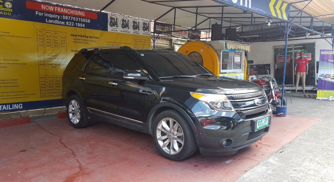 2013 Ford Explorer 3.5L AT Gasoline