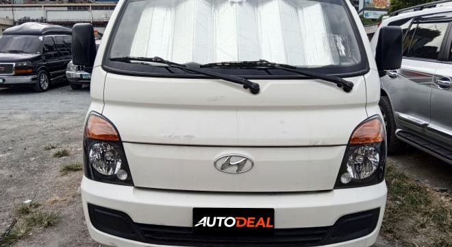 2018 Hyundai H-100 2.5L MT Diesel