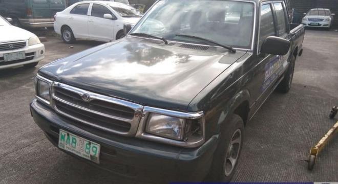1997 Mazda B2500 1.3L MT Diesel