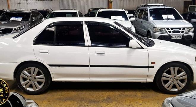 2001 Honda City 1.3L AT Gasoline