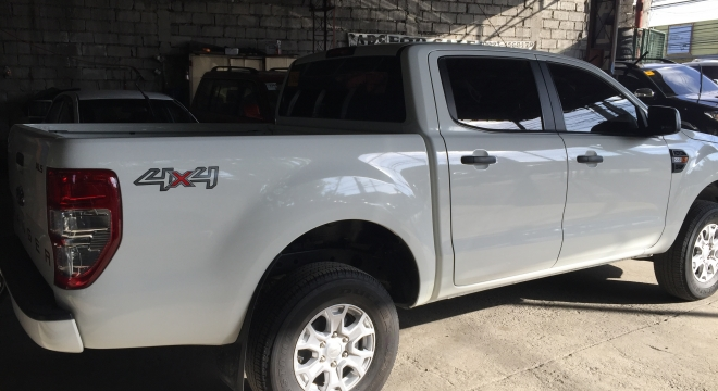 2018 Ford Ranger 2.2L MT Diesel