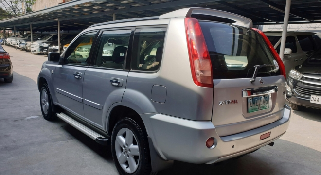 2008 Nissan X-Trail 2.5L (4X4) AT