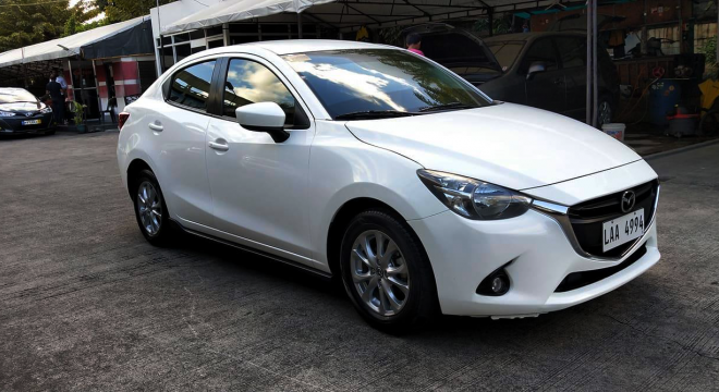 2016 Mazda 2 Sedan 1.5L AT Gasoline