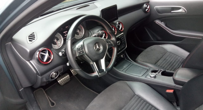 2013 Mercedes-Benz A-Class 2.0L AT Gasoline