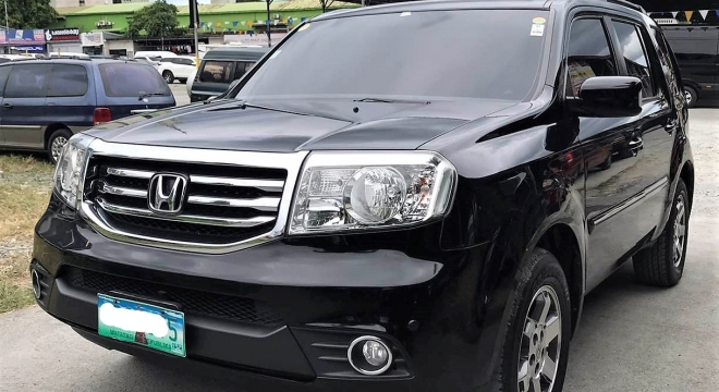2012 Honda Pilot EX AT