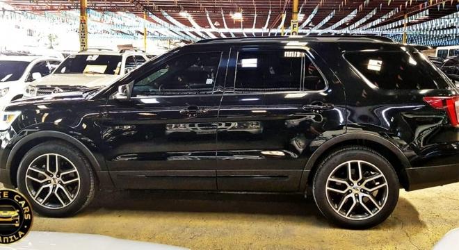 2016 Ford Explorer EcoBoost AT (4X4)