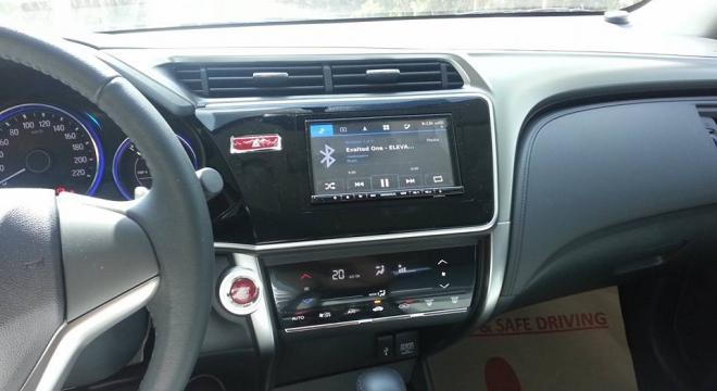 2015 Honda City VX CVT 1.5L CVT Gasoline