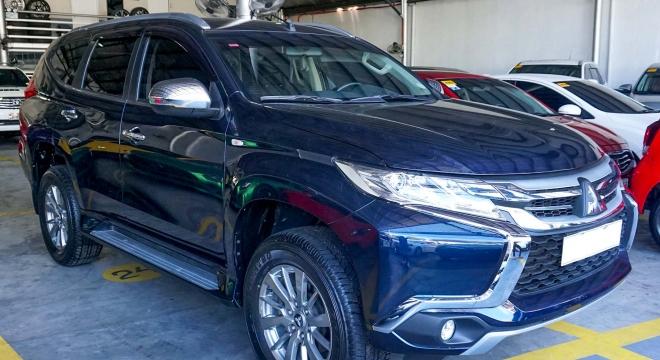 2018 Mitsubishi Montero Sport GLS AT