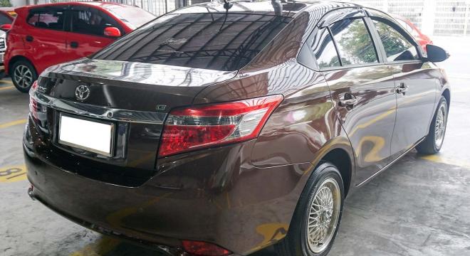 2014 Toyota Vios G MT