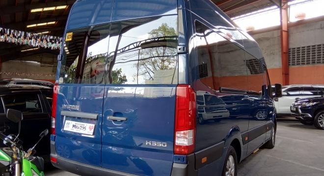 2018 Hyundai H350 2.5 A2 Minibus DLX