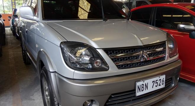 2017 Mitsubishi Adventure GLS Sport