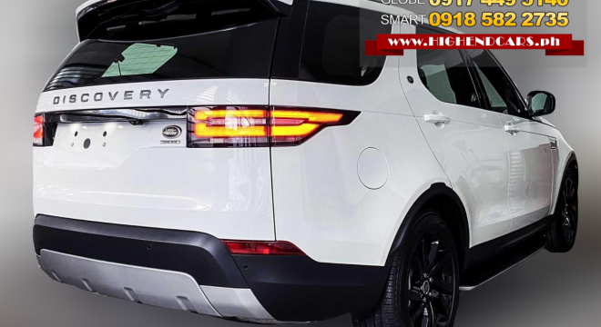 2020 Land Rover LR4 3.0L AT Gasoline Used Car For Sale in ...