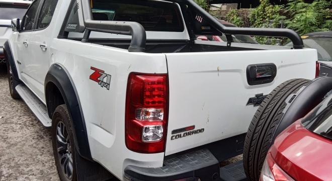 2018 Chevrolet Colorado 2.8 4x4 AT LTZ