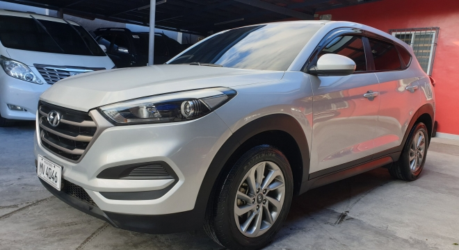 2016 Hyundai Tucson 2.0 CRDi AT